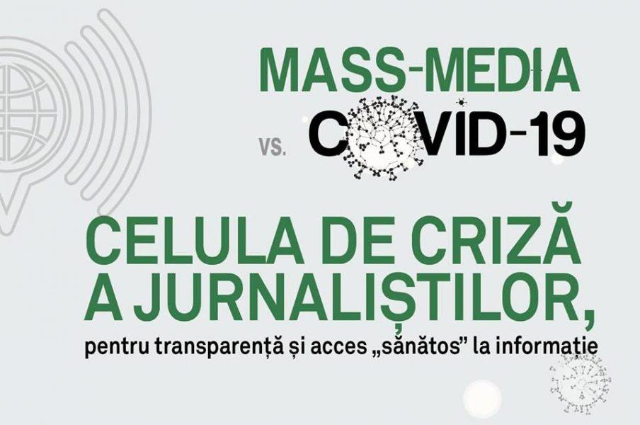 Mass Media vs Covid vaccinare jurnalisti etapa II