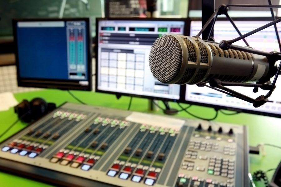 radio imagine simbol