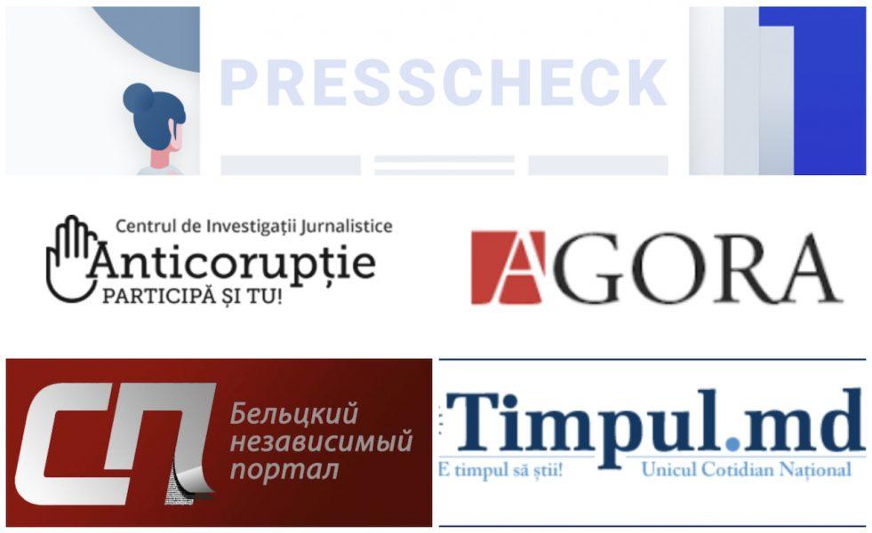 Presscheck Agora Anticoruptie eSP Timpul