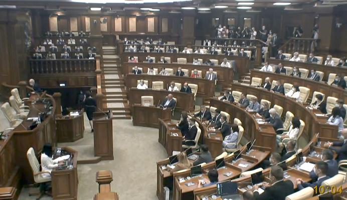 Ședință constituire parlament 2021 privesc eu